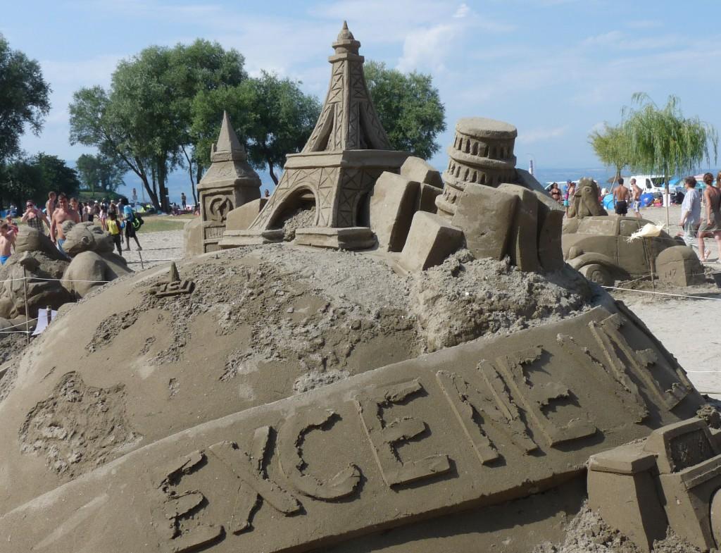 Fête du sable