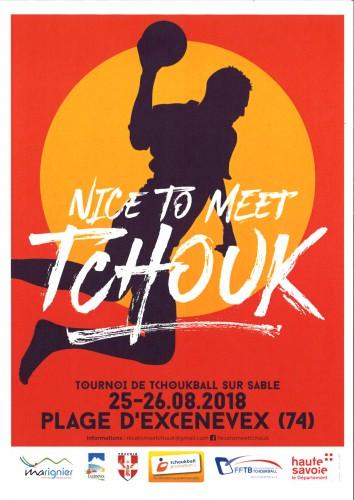 Nice to meet Tchouk