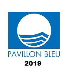 Pavillon bleu 2019